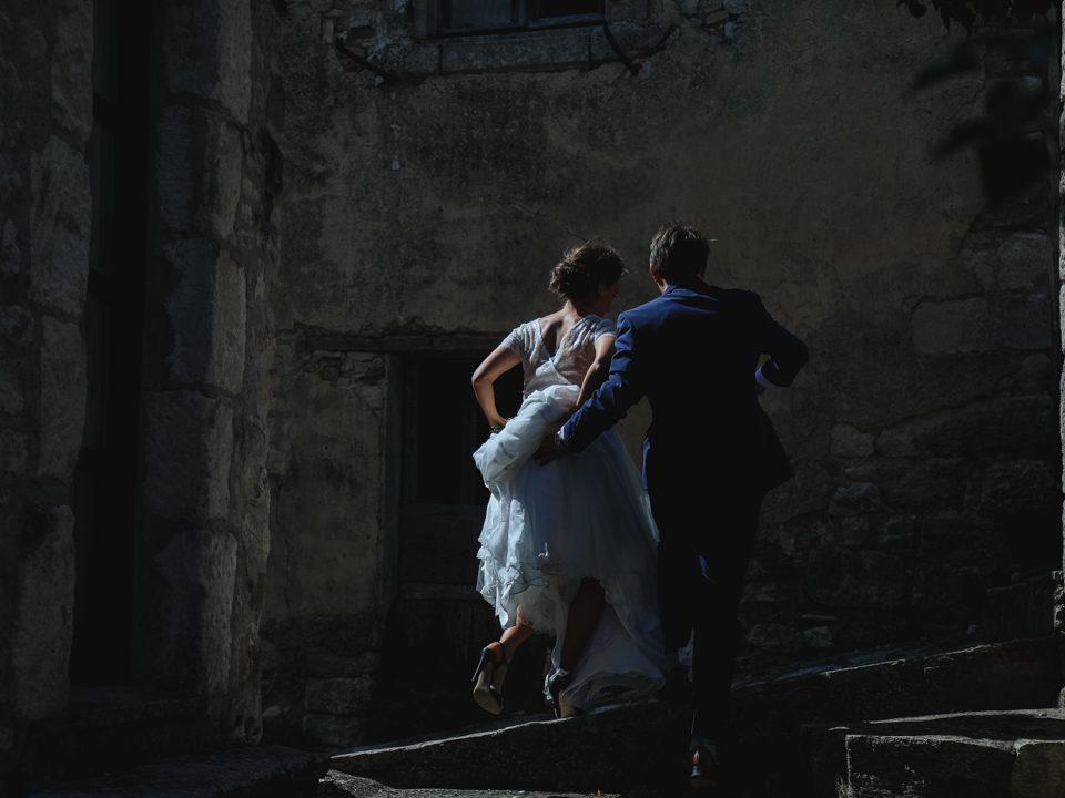 Olga and Thomas, Provence